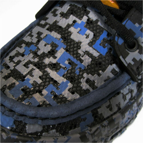 Soft Science The Fin 2.0 Mens Fishing Boat Shoes Size 8 9 10 Navy Digi Camo