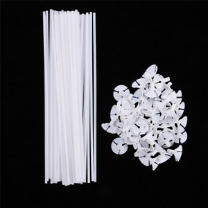 20pcs-White-Balloon-Sticks-Holders-with-Cups-for-Wedding-Party-Decoration-New