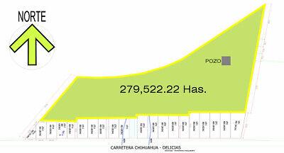 Terreno Carr. Chihuahua-Delicias  $350.00 m2 Maralv GL3