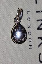 Genuine Links of London Sterling Silver 925 Royal Baby 2013 Charm - BNIB