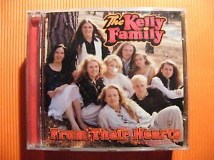 CD-The-Kelly-Family-from-their-hearts-album-1998