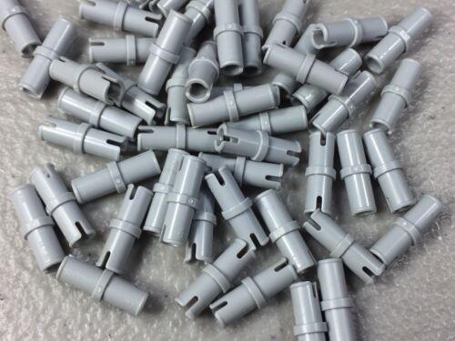 LEGO TECHNIC PIN Light Bluish Gray Mindstorms NXT Part Piece 3673 x50 NEW