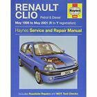 Renault Clio Service and Repair Manual by Haynes Publishing Group (Paperback, 2015)