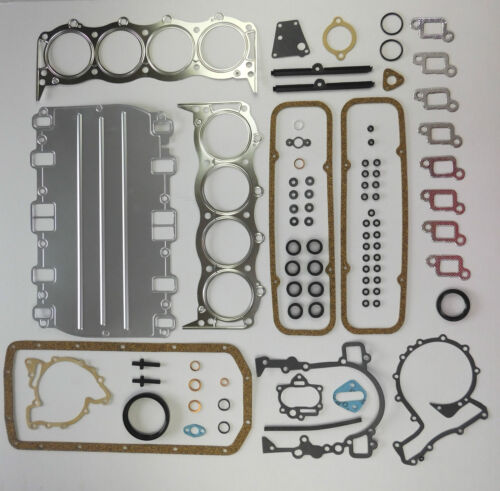 Completo Cabeza del cárter Pan inferior Juego De Juntas Range Rover Morgan Tvr V8 3,9 4.2 Efi Vrs