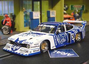 Sideways-Slotcar-FORD-CAPRI-Zakspeed-D-amp-W-1-32-auch-fuer-Carrera-Evolution-SW56