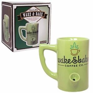 Image is loading Coffee-Tea-Mug-Bong-Cup-Built-in-Pipe-  sc 1 st  eBay : coffee cup pot pipe - www.happyfamilyinstitute.com