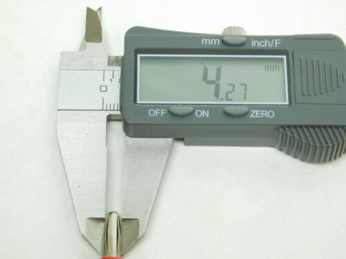 "4 PACK BANANA TEST CONNECTOR 12AWG LV TENMA SPC RED SOLDERLESS 5//32/"" 4mm"