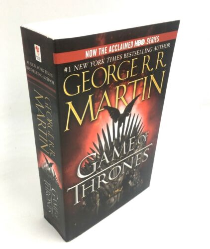 1 of 1 - A Game of Thrones. HBO Tie-In, Martin, George R. R. BRAND NEW