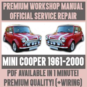 austin mini workshop manual pdf