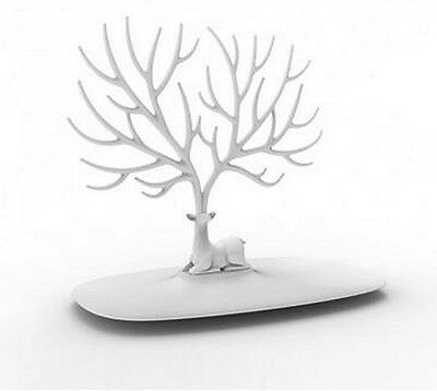 QUALY LITTLE DEER TRAY ACC TREE HOME DECOR LIVING STYLE FOR HANGER& PLACEMENT