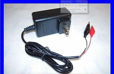12V AC Adapter For BATTERY SMART CHARGER 12 VOLT 5AH 7AH 10AH 12AH 18AH 20AH 50