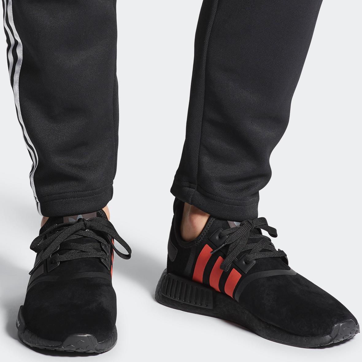 Adidas Originals NMD R1 XENO PACK PACK PACK nero Uomo Comfy scarpe Lifestyle scarpe da ginnastica 0ef72f