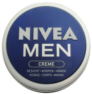 2x-Nivea-Men-Creme-fuer-Gesicht-Koerper-Haende-75ml