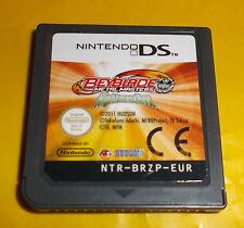 BEYBLADE METAL MASTERS Nintendo Ds Versione Europea ○○○ SOLO CARTUCCIA - BD