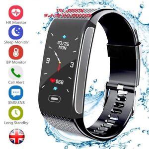 Smart-Bracelet-Watch-Blood-Pressure-Heart-Rate-Monitor-Fitness-Tracker