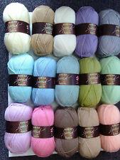 15 100g Stylecraft Special D/K Wool/Yarn Knitting/Crochet Cupcake Attic 24 Pack