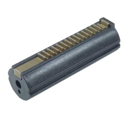 Union Fire 14 Dent Piston Poly Rack Piston Airsoft V2 V3 gearbox