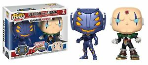 FUNKO-POP-MARVEL-VS-CAPCOM-Infinito-Ultron-vs-Sigma-2-Pack