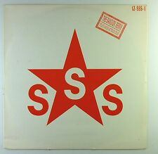 "12"" Maxi - Sigue Sigue Sputnik - Love Missile F1-11 (The Bangkok Remix) - C734"