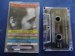 elvis-presley-thats-all-right-mama-cassette-tape-like-new-condition