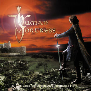 HUMAN-FORTRESS-Lord-Of-Earth-And-Heavens-Heir-CD-2001-Epic-Power-Metal