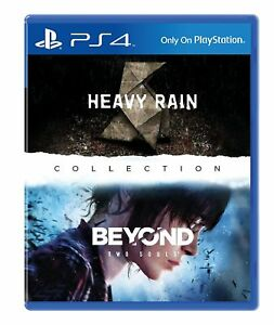 Ps4-juego-the-heavy-rain-amp-y-and-Beyond-two-Souls-quantic-dream-Collection-nuevo