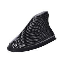 Universal Car Roof Antenna Car Decoration Shark Fin Carbon Fiber Signal Antenna