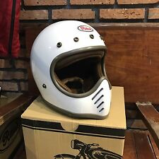 Raw Helmet Vintage Moto3 Cafe Racer, Bobber, Choper, Enduro