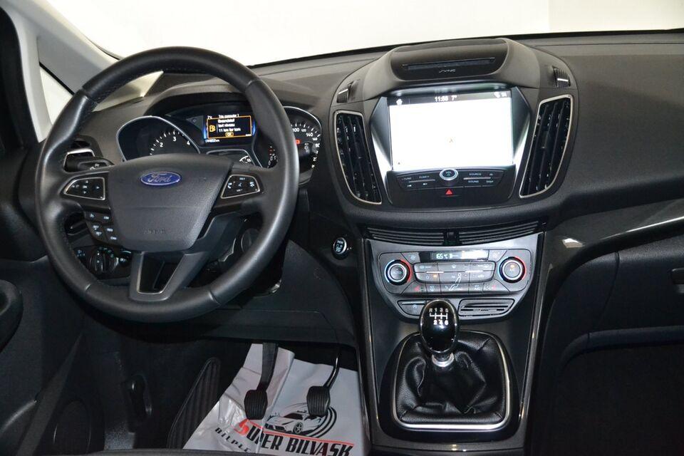 Ford C-MAX 1,5 TDCi 120 Titanium Van Diesel modelår 2017