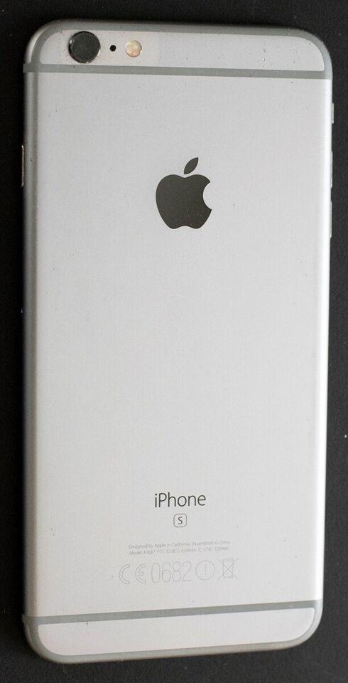 iPhone 6 Plus, 16 GB, aluminium