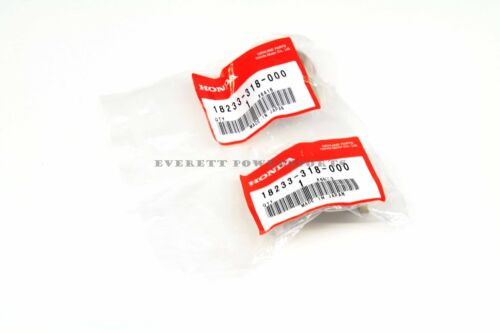 #I183 Honda Exhaust Collars Collar Set Joint 70/'s CB CL XL 175 250 350 See Note