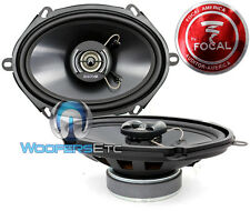 "FOCAL AUDITOR RIP-570C 5""x7"" 6x8"" CAR AUDIO 2WAY 180W COAXIAL 4 OHM SPEAKERS NEW"