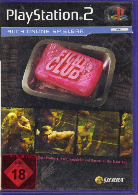 Fight Club ( PlayStation2 )