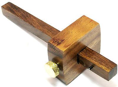 Mini Hardwood Marking Gauge HB254 Hobby Woodworking Carpentry Joinery Etc
