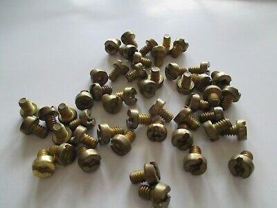 nagelneu !! 8,5 mm Märklin Metallbaukasten 50 Stck Schrauben mit Inbus