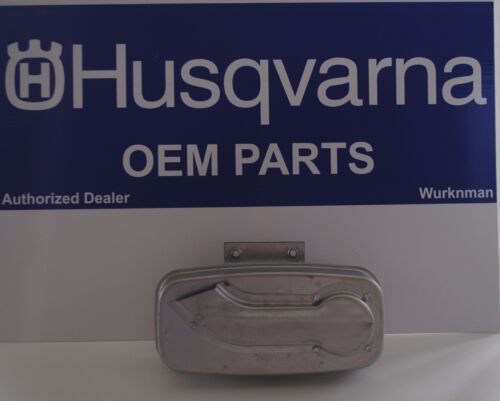 HUSQVARNA OEM 532149723 TWIN ENGINE MUFFLER also for CRAFTSMAN  POULAN