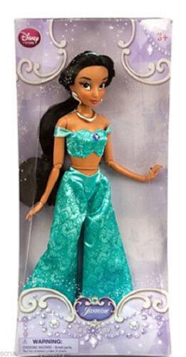 Disney Store Princess Jasmine Doll Classic Collection 2014 Aladdin