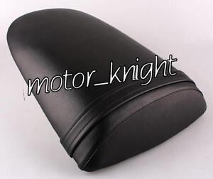 Rear Passenger Seat Cushion Pillion For Honda CBR 929RR 2000 2001 Black