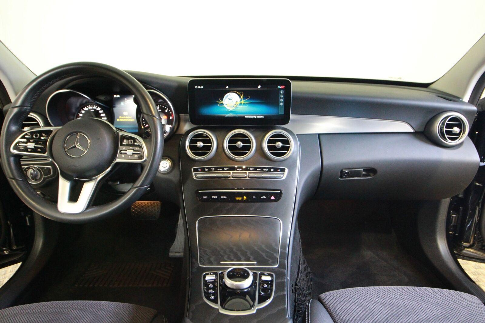 Mercedes C220 d Advantage stc. aut.