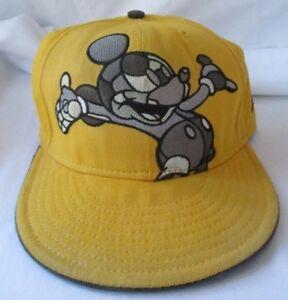 DISNEY BLOC 28 DAVID FLORES NEW ERA 59FIFTY MICKEY MOUSE CAP HAT ... bba7e0563359