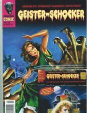 Geister-Schocker 9, Diverse