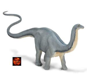 nouveau avec étiquette * Gros apatosaurus Dinosaure Jouet Modèle par Safari Ltd 300429