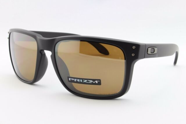 d3b39bb9e46 NEW Oakley Holbrook 9102-D7 Prizm Polarized Sports Running Race Golf  Sunglasses