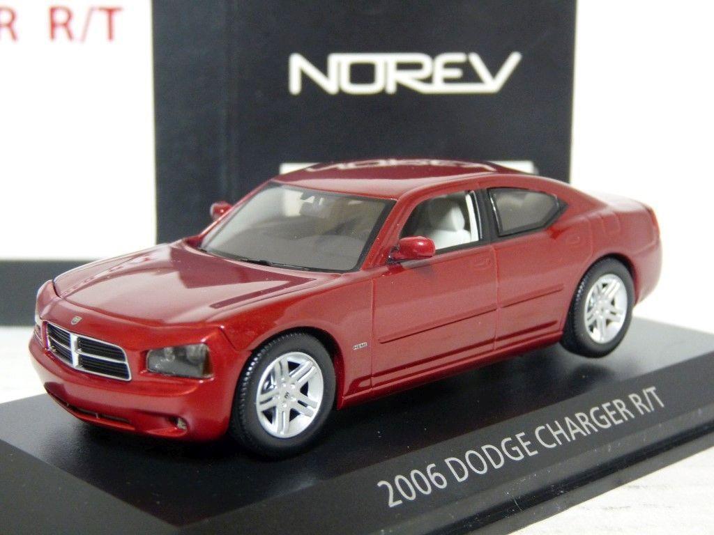 NOREV 950000 1 43 2006 Dodge Charger R T Diecast Voiture Modèle
