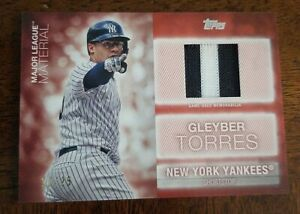 2020-Topps-Series-2-GLEYBER-TORRES-Major-League-Material-Relic-11-25-Red-SP