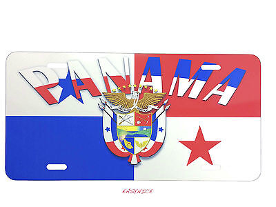 Venezuela License Plate Caracas Auto Flag Sign Car Truck Latino Venezuelan