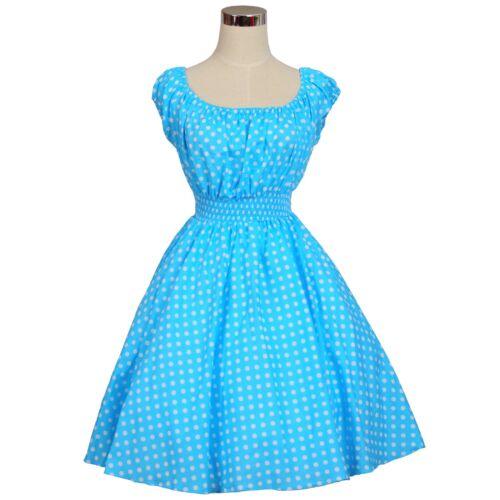 Women 50/'s 60/'s Vintage Hepburn Retro Dress Rockabilly Swing Ball Gown Dresses