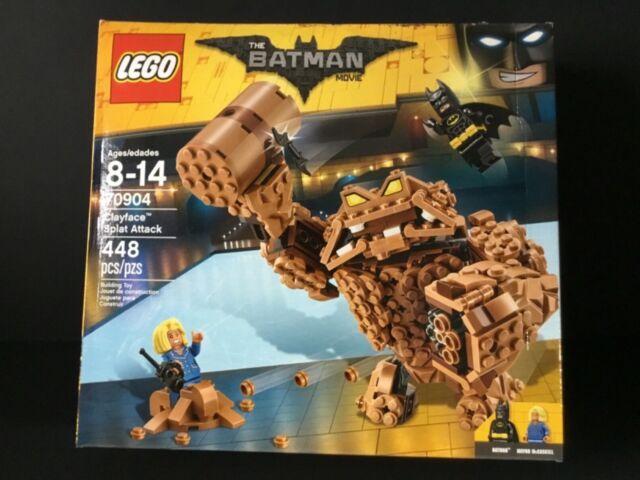 Lego Batman Movie 70904 Clayface Splat Attack New Sealed