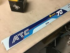 1984 atc70 fender decal stickers 1 decal