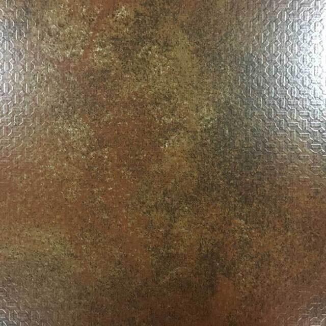 Antique Brown Rust Porcelain Wall Floor Tiles Sample